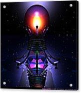 Spheramid 12  Acrylic Print