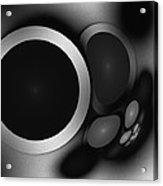 Sphere 10 Acrylic Print