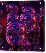Spheres, No. 5 Acrylic Print