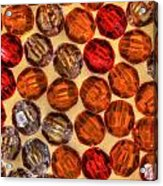 Spheres Of Beads Acrylic Print