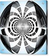 Spheroid Acrylic Print