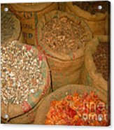 Spices From The East Acrylic Print