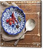 Spicy Cooking Acrylic Print