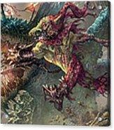 Spike Jester Acrylic Print