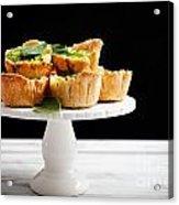 Spinach Pie Acrylic Print