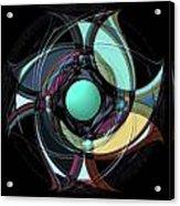 Spinners 5 Acrylic Print