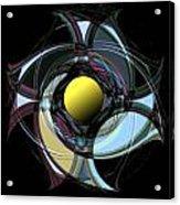 Spinners 9 Acrylic Print