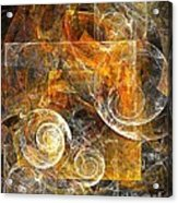 Spiral 136-02-13 - Marucii  Acrylic Print
