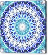 Spiral Compassion K1 Acrylic Print by Derek Gedney