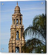 Spiral Stair Tower Acrylic Print
