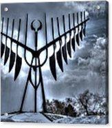 Spirit Catcher Storm Acrylic Print