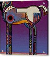 Spirit Horse Acrylic Print