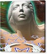 Spirit Mother Acrylic Print