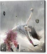 Spirit Of Dance Acrylic Print