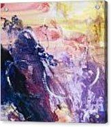 Spirit Of Life - Abstract 1 Acrylic Print