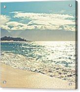 Spirit Of Maui Acrylic Print