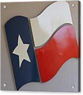 Spirit Of Texas Acrylic Print