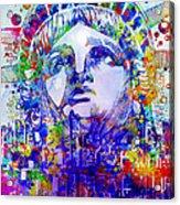 Spirit Of The City 2 Acrylic Print