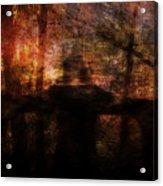 Spirit Of The Woods Acrylic Print