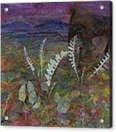 Spirit On The Tundra Acrylic Print