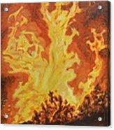 Spirits Of Sati Acrylic Print