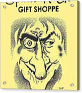 Spirits 'r' Us Gift Shoppe Acrylic Print by Clif Jackson