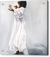 Spiritual Dance Acrylic Print