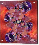 Spiritual Dna Acrylic Print