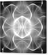 Spiritual Glow Acrylic Print
