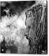 Spiritual Leader  Acrylic Print