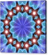 Spiritual Pulsar K1 Acrylic Print by Derek Gedney