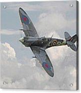 Spitfire - Elegant Icon Acrylic Print