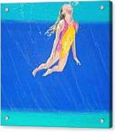 Splash One Acrylic Print