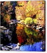 Splendor Of Autumn Acrylic Print