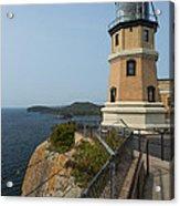 Split Rock Lighthouse 100 Acrylic Print