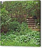 Spohr Gardens - Quissett - Falmouth - Ma - Cape Cod Acrylic Print