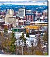 Spokane Washington Acrylic Print