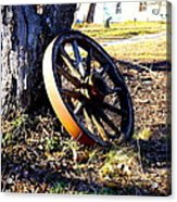Spoked Off Acrylic Print