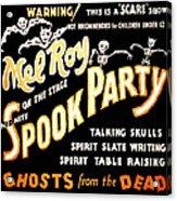 Spook Party 2 Acrylic Print