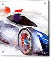 Sport Car 3 Acrylic Print