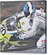 Sport Rider Acrylic Print