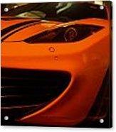 Sports Car Acrylic Print