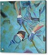 Sports Hockey-2 Acrylic Print