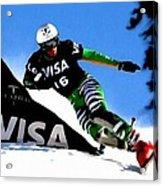 Sports  Acrylic Print