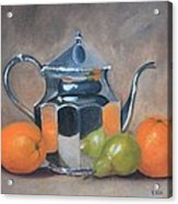 Spot Of Tea Acrylic Print