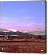 Spotter Plane Acrylic Print
