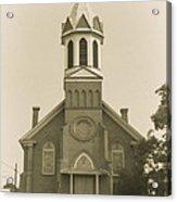 Sprague Church 2 Acrylic Print
