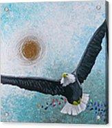 Spread Eagle Acrylic Print