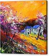 Spring 883111 Acrylic Print