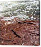 Spring At Sedona In Spring Acrylic Print